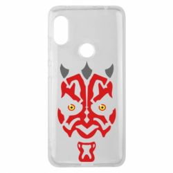 Чохол для Xiaomi Redmi Note Pro 6 Darth Maul Face