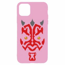 Чохол для iPhone 11 Darth Maul Face
