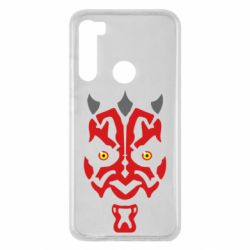 Чохол для Xiaomi Redmi Note 8 Darth Maul Face