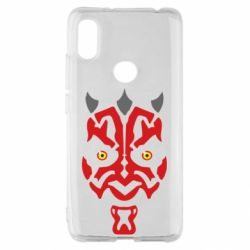 Чохол для Xiaomi Redmi S2 Darth Maul Face
