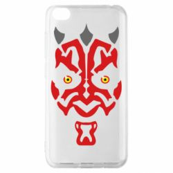 Чохол для Xiaomi Redmi Go Darth Maul Face