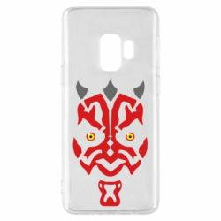 Чохол для Samsung S9 Darth Maul Face