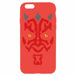 Чохол для iPhone 6/6S Darth Maul Face