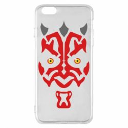 Чохол для iPhone 6 Plus/6S Plus Darth Maul Face