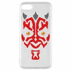 Чохол для iPhone 8 Darth Maul Face