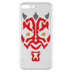Чохол для iPhone 8 Plus Darth Maul Face