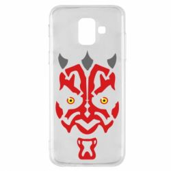 Чохол для Samsung A6 2018 Darth Maul Face