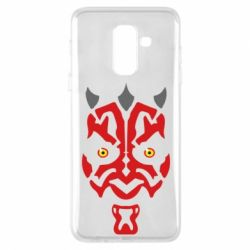 Чохол для Samsung A6+ 2018 Darth Maul Face