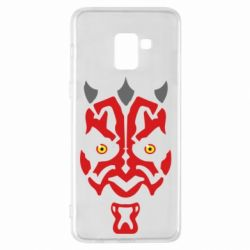 Чохол для Samsung A8+ 2018 Darth Maul Face