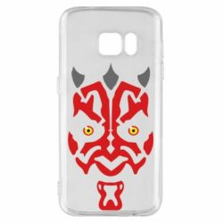 Чохол для Samsung S7 Darth Maul Face