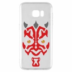 Чохол для Samsung S7 EDGE Darth Maul Face