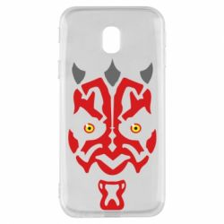 Чохол для Samsung J3 2017 Darth Maul Face