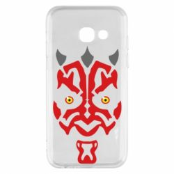 Чохол для Samsung A3 2017 Darth Maul Face