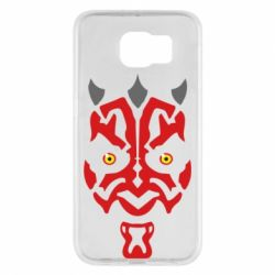 Чохол для Samsung S6 Darth Maul Face