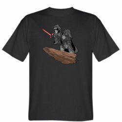 Футболка Darth Vader & Kylo Ren