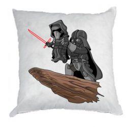 Подушка Darth Vader & Kylo Ren