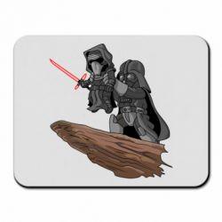 Коврик для мыши Darth Vader & Kylo Ren