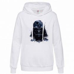 Женская толстовка Darth Vader Space - FatLine
