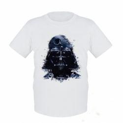 Детская футболка Darth Vader Space - FatLine