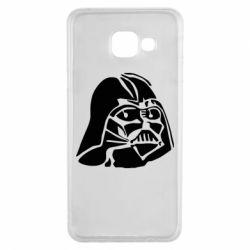Чехол для Samsung A3 2016 Darth Vader