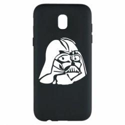 Чехол для Samsung J5 2017 Darth Vader