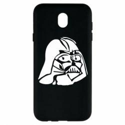 Чехол для Samsung J7 2017 Darth Vader