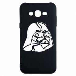 Чехол для Samsung J7 2015 Darth Vader