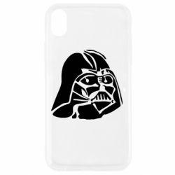 Чехол для iPhone XR Darth Vader
