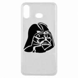 Чехол для Samsung A6s Darth Vader