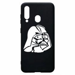 Чехол для Samsung A60 Darth Vader