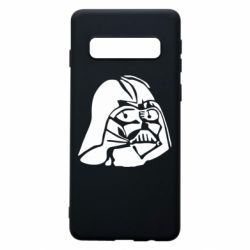 Чехол для Samsung S10 Darth Vader