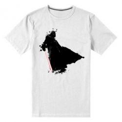 Мужская стрейчевая футболка Darth Vader