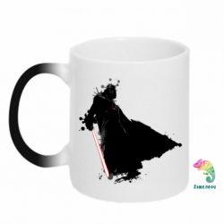 Кружка-хамелеон Darth Vader