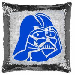 Подушка-хамелеон Darth Vader
