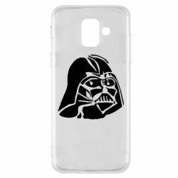 Чехол для Samsung A6 2018 Darth Vader