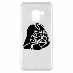 Чехол для Samsung A8 2018 Darth Vader