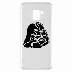 Чехол для Samsung A8+ 2018 Darth Vader