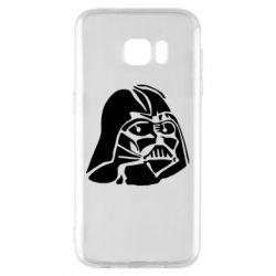 Чехол для Samsung S7 EDGE Darth Vader