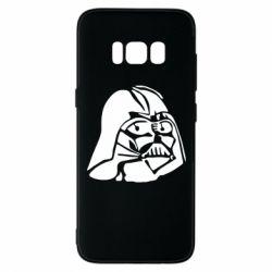 Чехол для Samsung S8 Darth Vader
