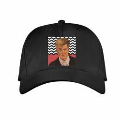 Дитяча кепка David lynch