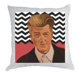 Подушка David lynch