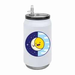 Термобанка 350ml Day and night