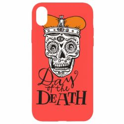 Чохол для iPhone XR Day of the death