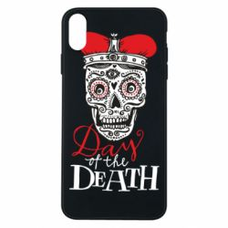 Чохол для iPhone Xs Max Day of the death