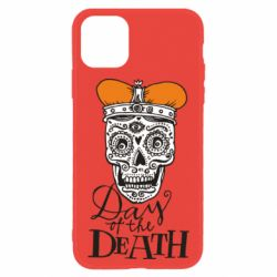 Чохол для iPhone 11 Day of the death