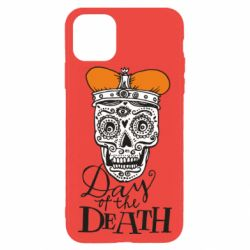 Чохол для iPhone 11 Pro Max Day of the death