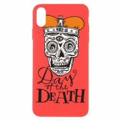 Чохол для iPhone X/Xs Day of the death