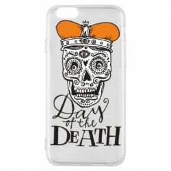 Чохол для iPhone 6/6S Day of the death