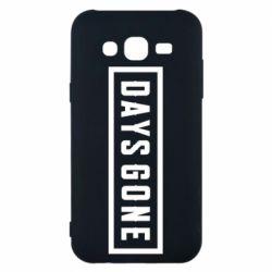 Чехол для Samsung J5 2015 Days Gone color logo
