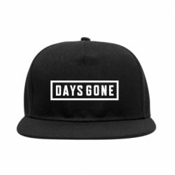 Снепбек Days Gone color logo